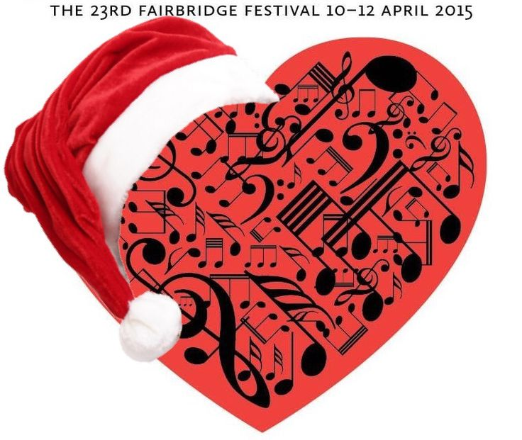 Merry Christmas everyone! Make sure you add the Fairbridge Festival 2015 dates into your diary!
