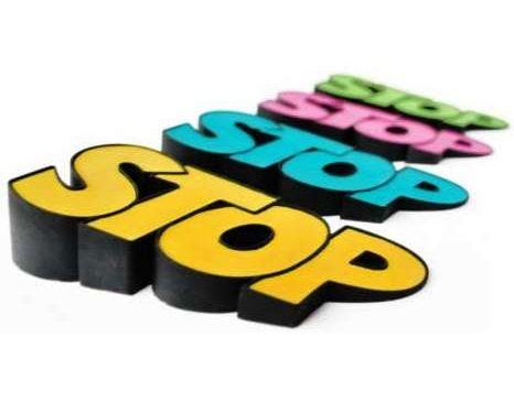 Stop Doorstop – $11