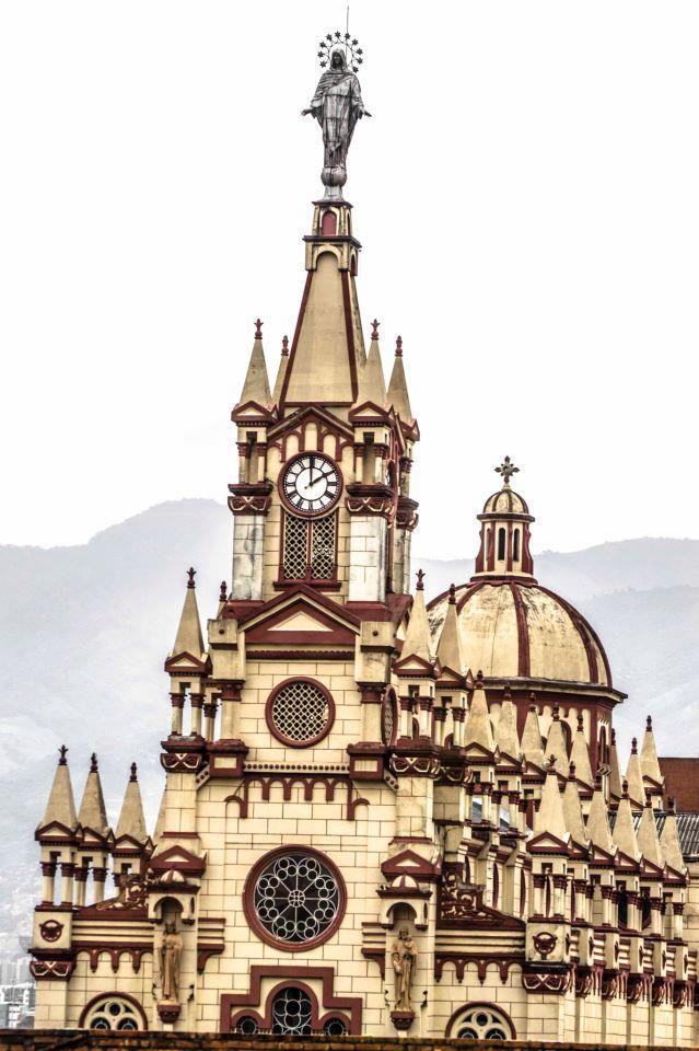 Iglesia Jesús Nazareno. Med