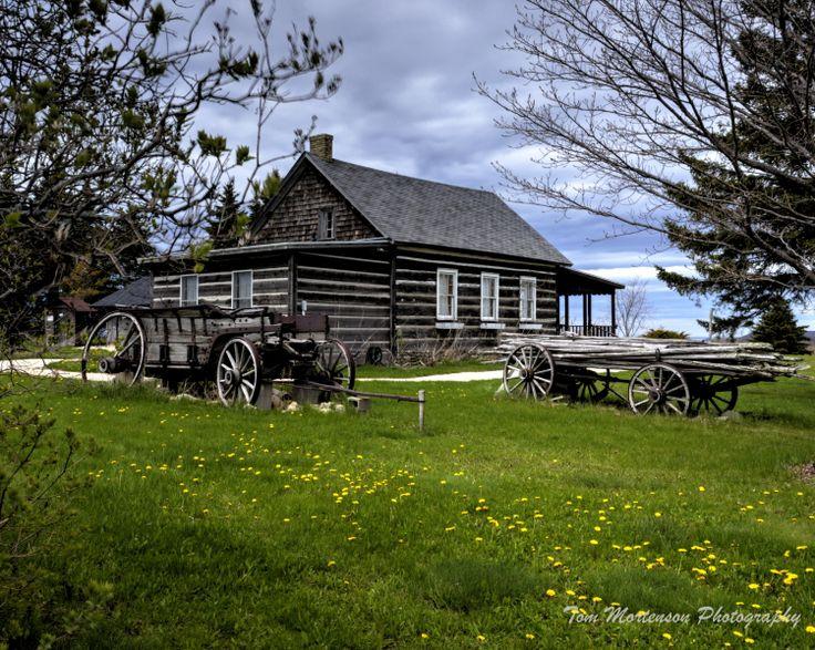 Log Cabin by the Bay Ellison Bay (Door County) Wisconsin