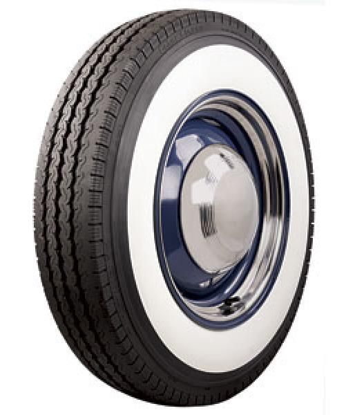 nostalgia radial whitewall 2 tire by coker tires 750r16