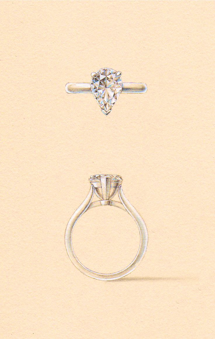 The Grus Setting. Naveya & Sloane engagement ring, made to order in Auckland, New Zealand.
