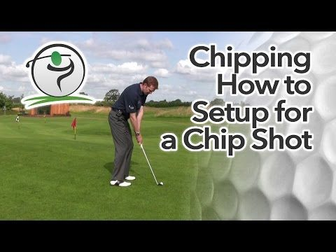 In part 1 of this golf chipping series, we'll look at how to set up for chip…
