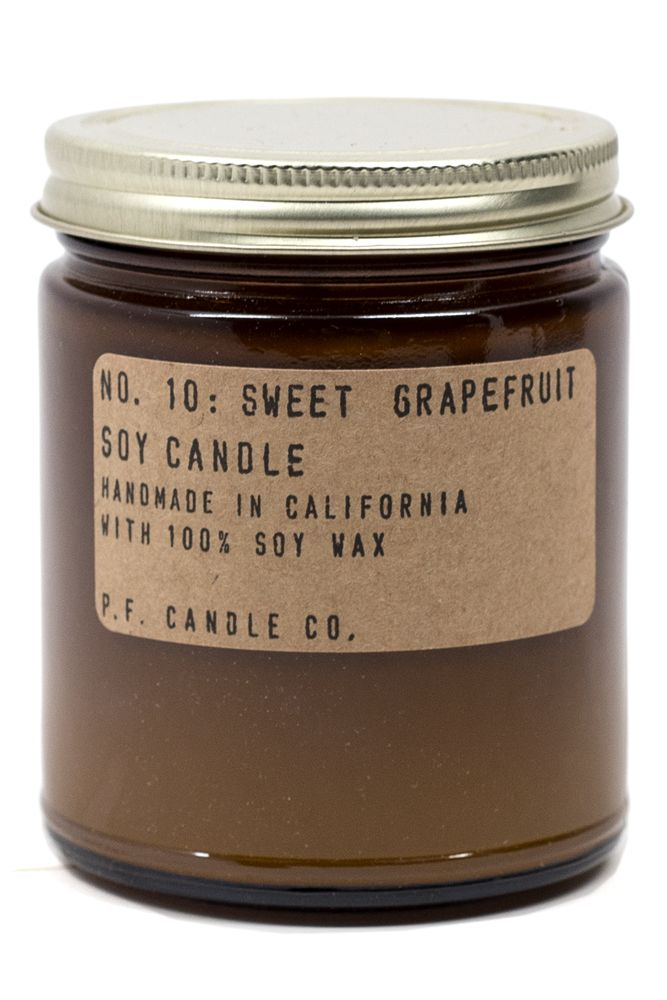 Love these candles from P.F. Candle Co.