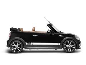 i want my black mini cooper convertible.