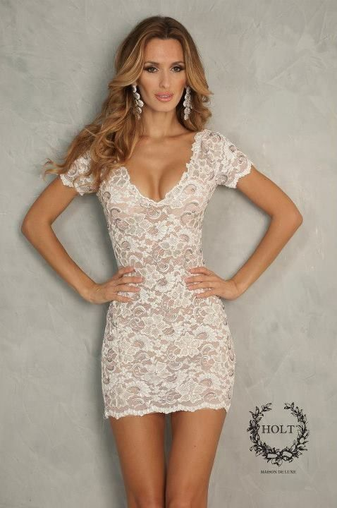 Reve Boutique - Holt dresses Sarah...this would be incredible on you...even in black!