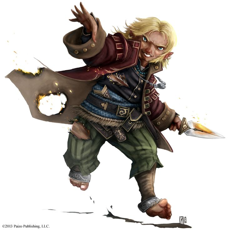 Art Half Cleric Elf Male