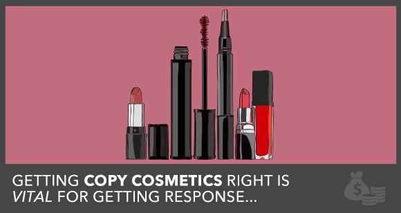 """These 5 """"Copy Cosmetic"""" Mistakes Are Costing You Conversions - Digital Marketer https://www.digitalmarketer.com/copy-cosmetics-conversion/"""