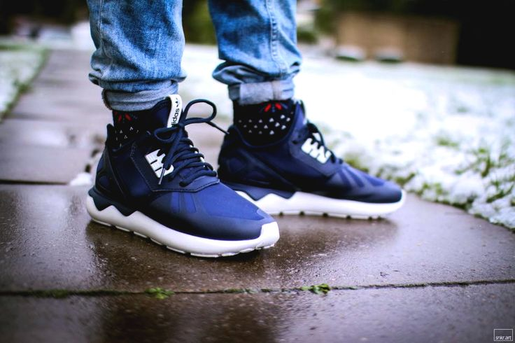Adidas Tubular Runner S81507 Color: Navy blue