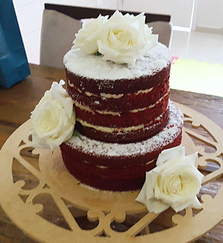 Red velvet cake - Petit Petit by Renata Fantini