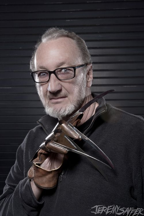 Robert Englund... the ONLY Freddy!