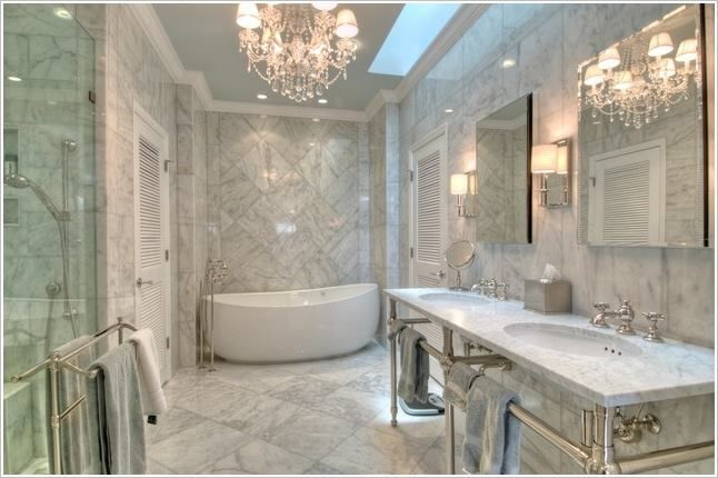Les 25 meilleures id es de la cat gorie salles de bains for Plus belle salle de bain du monde