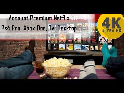 Come Guardare Netflix Gratis su qualsiasi dispositivo per Sempre 4K (Acc...