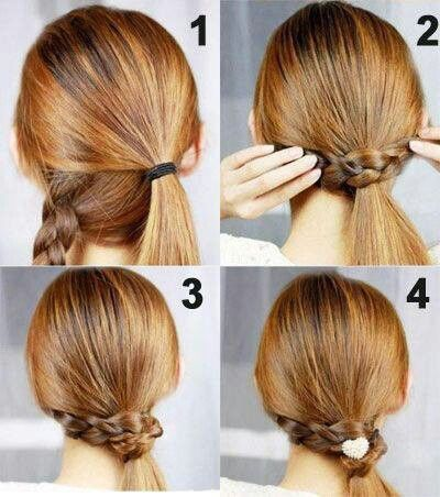 Como Hacer Peinados Para Bodas Peinados Para Novias Paso A Paso