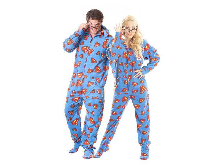 Apologise, adult superman pajamas