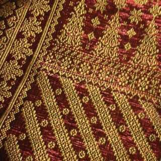Songket Sambas, West Kalimantan, Indonesia
