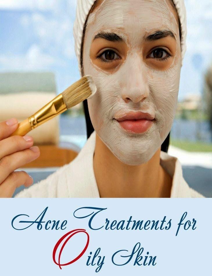 Natural Acne Treatments for Oily Skin | Medi Tricks