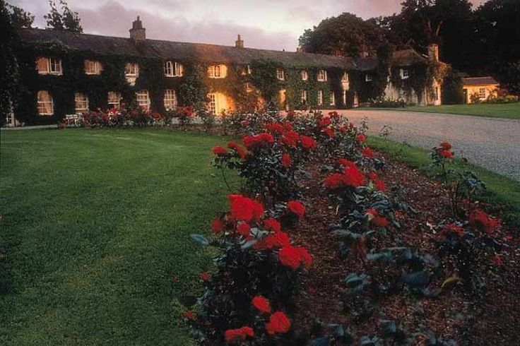 Rathsallagh House, a boutique hotel in Leinster