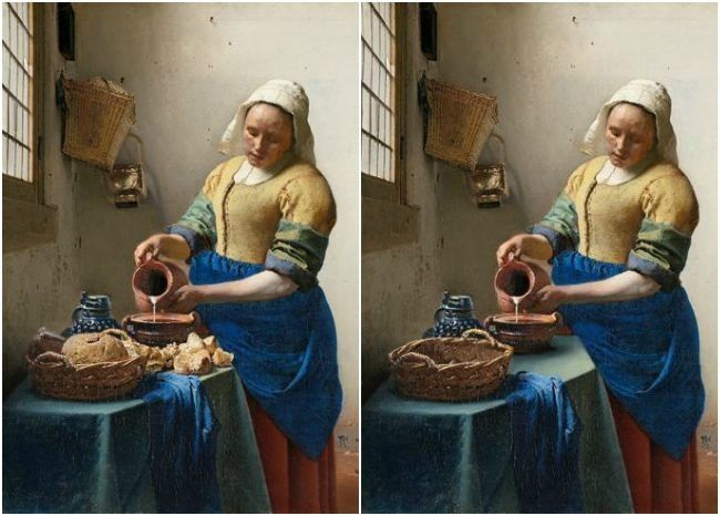 Gluten Free Museum, obras de arte sin rastro de gluten...
