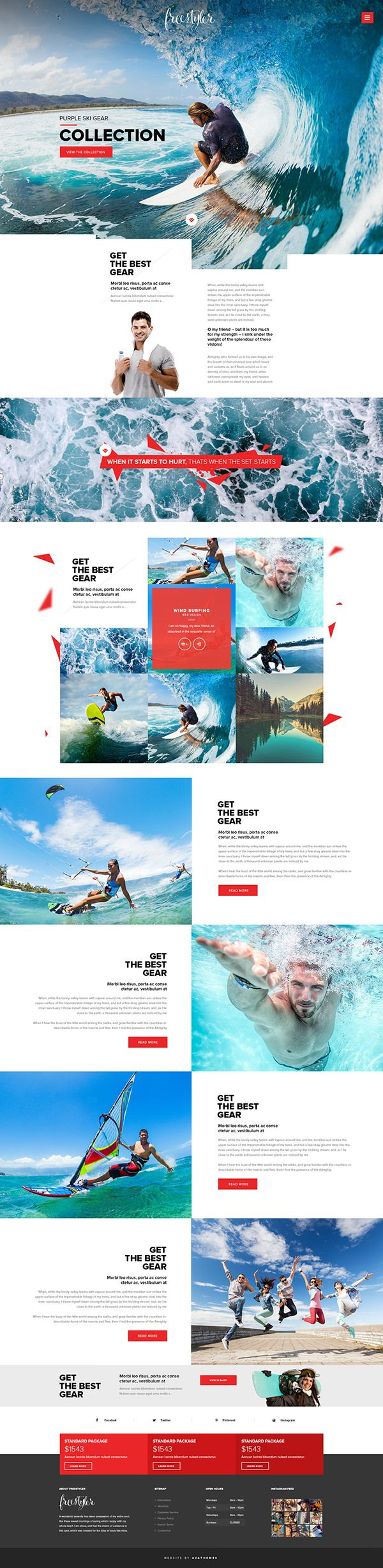 33 best web images on Pinterest | Website designs, Design web and ...