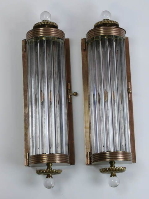 1000 Images About Art Deco Lighting On Pinterest Fisher