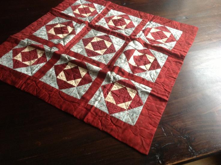 Meer dan 1000 idee n over kleine quilt projecten op for Quilt maken met naaimachine