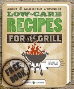 Free Low-Carb Recipe Book - Coupon Clipinista