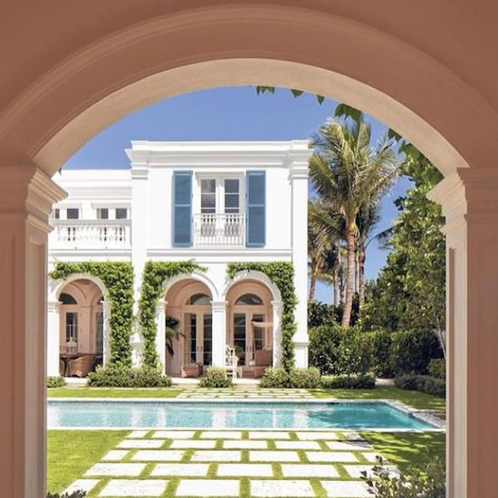 The Zhush: Palm Beach Style