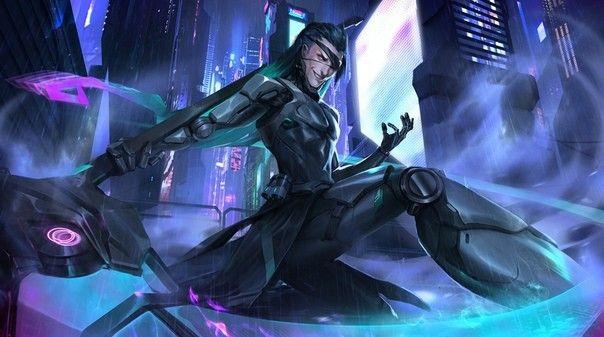 Project Kayn League Of Legends Fan Art Lol League Of Legends