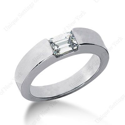 Modern Engagement Ring Designs | bride.ca | Wedding Ring 101: Modern Engagement Rings