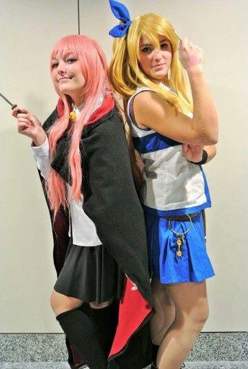 #lucycosplay #lucyheartfilia#keymage #fairytail #hiromashima #cosplay