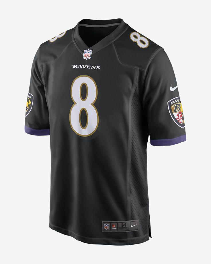 Nfl Baltimore Ravens Lamar Jackson Men S Game Football