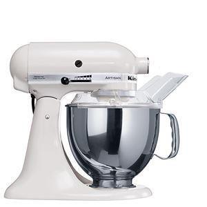 Kitchen Aid, Kjøkkenmaskin hvit