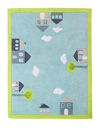 tapis b b th me jardin bleu vertbaudet enfant chambre g enfants pinterest bleu. Black Bedroom Furniture Sets. Home Design Ideas