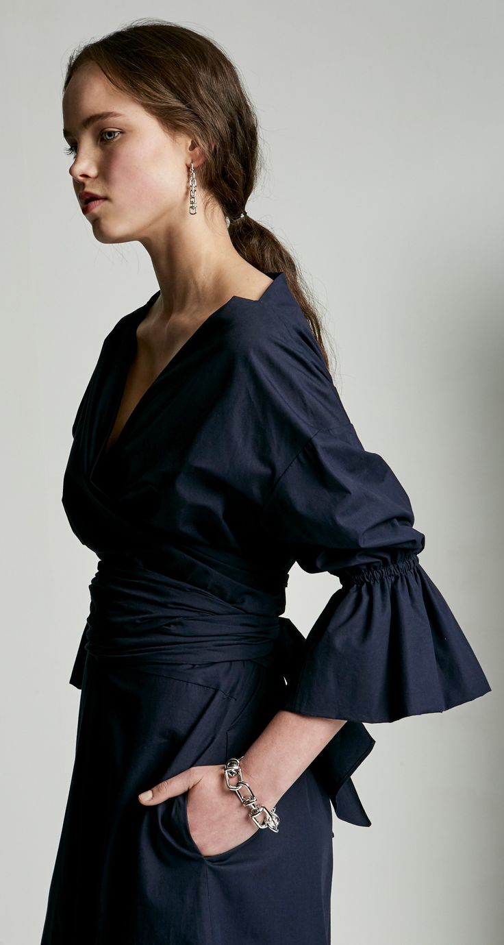 PORTOFINO DRESS - Dresses | SCANLAN THEODORE