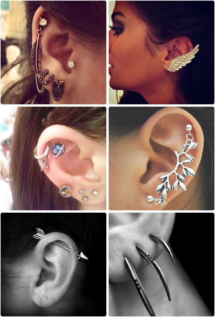 80 best piercings images on pinterest | jewelry, accessories and