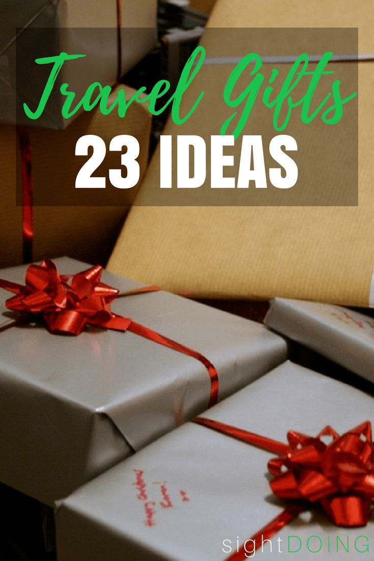Travel Gift Ideas for the Holidays 2018 Edition