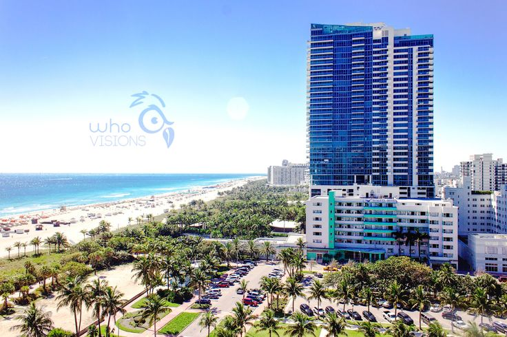 South Beach View from The W  Photography by Superdave Houdini © 2013 Who Visions Photography