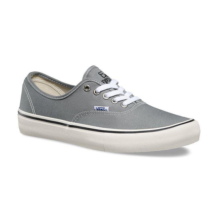 Vans Authentic Pro(Elijah Berle)Grey