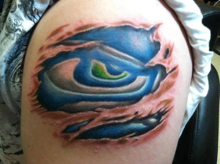 1000 images about seattle seahawks tattoo 39 s on pinterest beast mode logos and 12th man. Black Bedroom Furniture Sets. Home Design Ideas