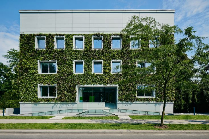 FAAB architektura - Project - Foundation for Polish Science Headquarters