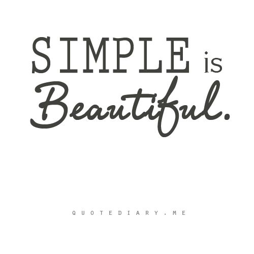 Simple Beauty Quotes Tumblr: 17 Best Images About Simplify & How To Tips On Pinterest