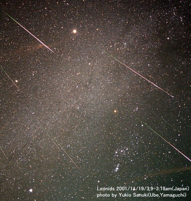 Leonid Meteor Shower Peaks Early Mornings 11/17 and 11/18 - http://www.startalkradio.net/leonid-meteor-shower-peaks-early-mornings-1117-and-1118/