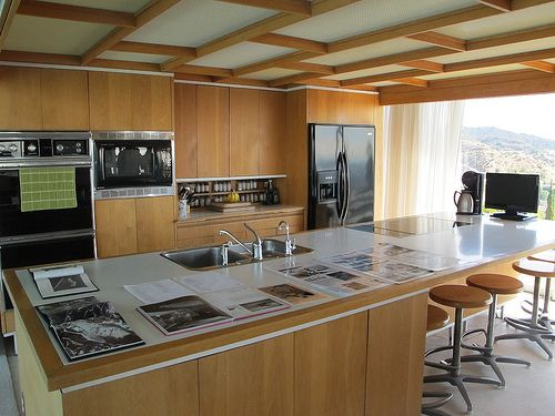 Case Study House      Designed by Pierre Koenig the home was completed in