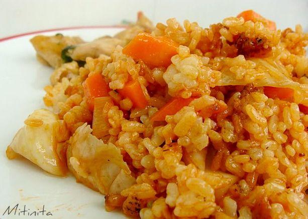 Mitinita: Kimchi Bokumbop