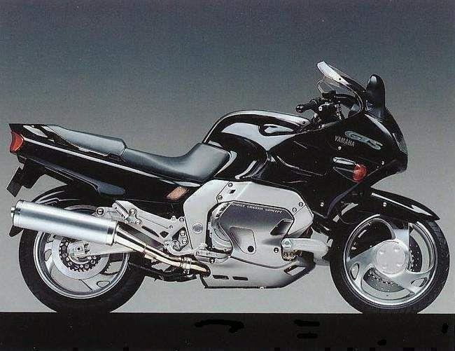 Yamaha GTS1000 A, 1993