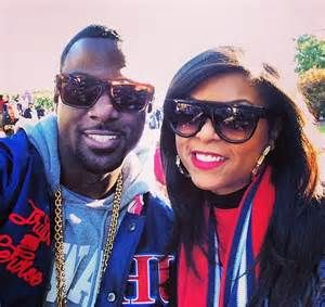 Lance Gross (B.F.A., 2004) &Taraji Henson (B.F.A., 1995) -Howard University Homecoming 2013