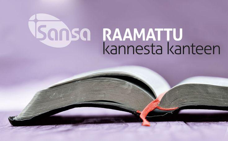 """<p>Vuodesta 1997 radioitu Raamattu kannesta kanteen jatkuu maanantaina 14. joulukuuta jo neljännellä kierroksella. Yksi tuotantokausi eli Raamatun opiskelu kannesta kanteen kestää noin viisi vuotta ja sisältää 1434 puolen tunnin ohjelmaa. Sansa tuottama ja kustantama """"radioraamattukoulu"""" kuullaan viitenä päivänä viikossa. Raamattu…</p>"""