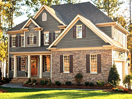 40 best images about building ideas hardy board siding - Exterior paint that lasts forever ...