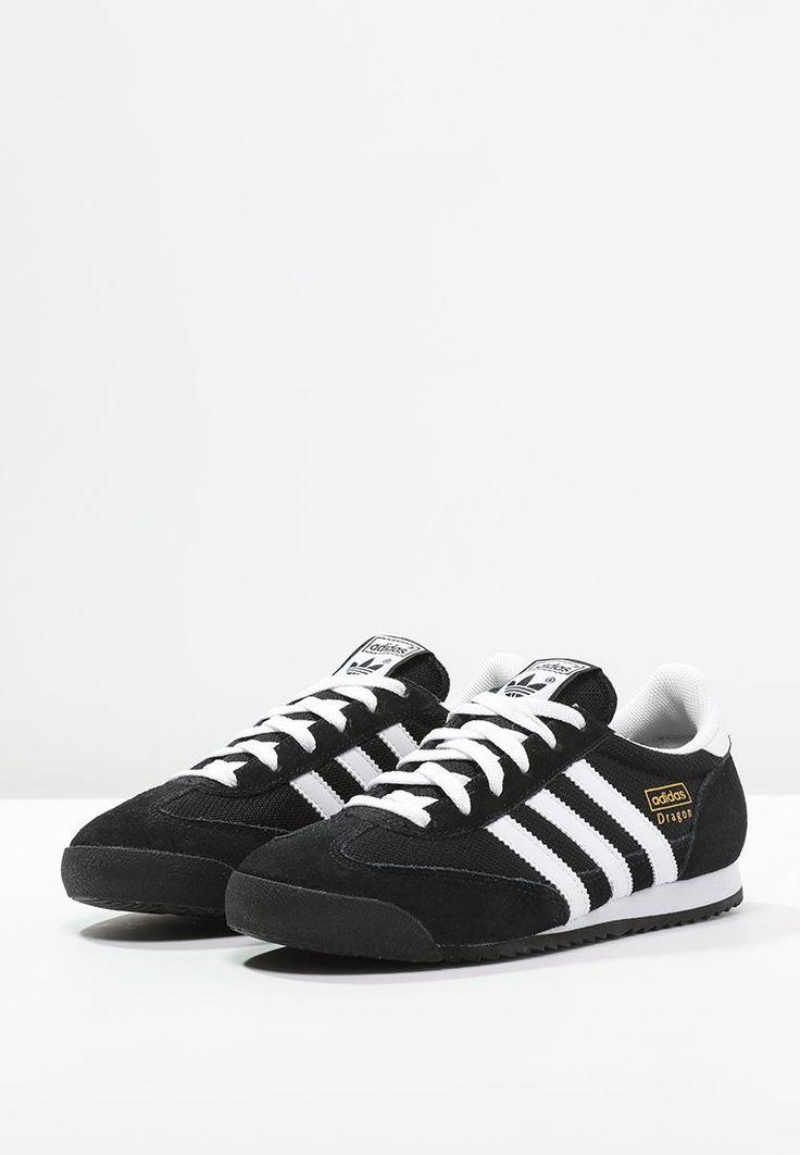 adidas Originals DRAGON - Zapatillas - core black - Zalando.es